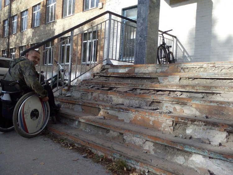 Активисты ОНФ обсудили реализацию программы «Доступная среда» в Башкирии