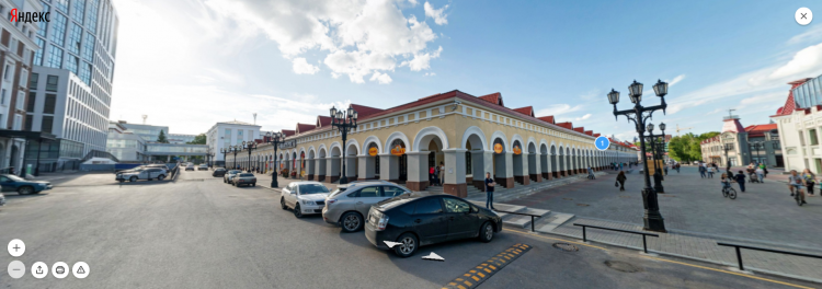 Яндекс обновил панорамы городов Башкортостана
