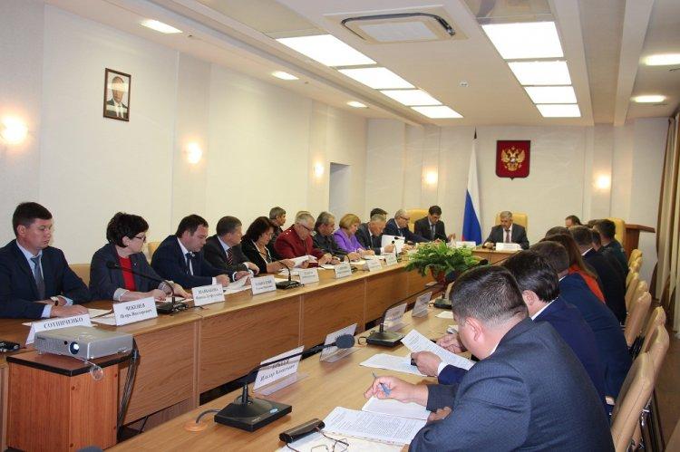 На совещании у главного федерального инспектора обсудили ситуацию с лекарственным обеспечением в Башкирии