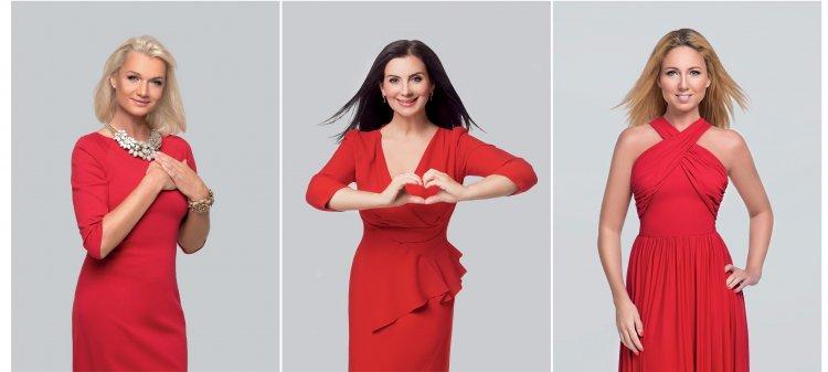 Уфа присоединилась к акции «Оденься в красное!»