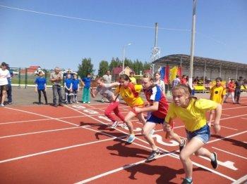 Воспитанники детских домов Башкирии отправились на окружную спартакиаду