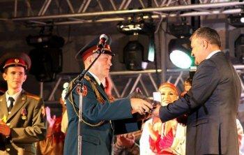Ансамбль песни и пляски Приволжского округа Росгвардии награжден орденом Дружбы Республики Южная Осетия