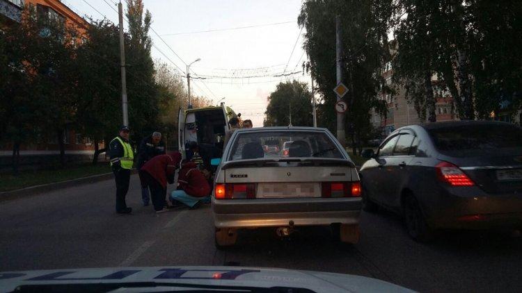 В Стерлитамаке  ВАЗ-2114 сбил 53-летнюю женщину