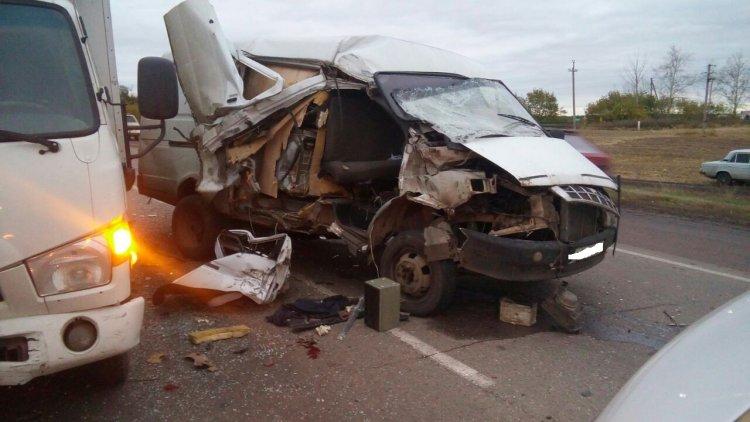 Массовое ДТП с участием 4 машин произошло в Стерлитамакском районе Башкирии