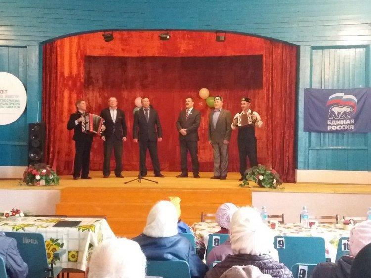 В Бураевском районе Башкирии отремонтировали сельский Дом культуры