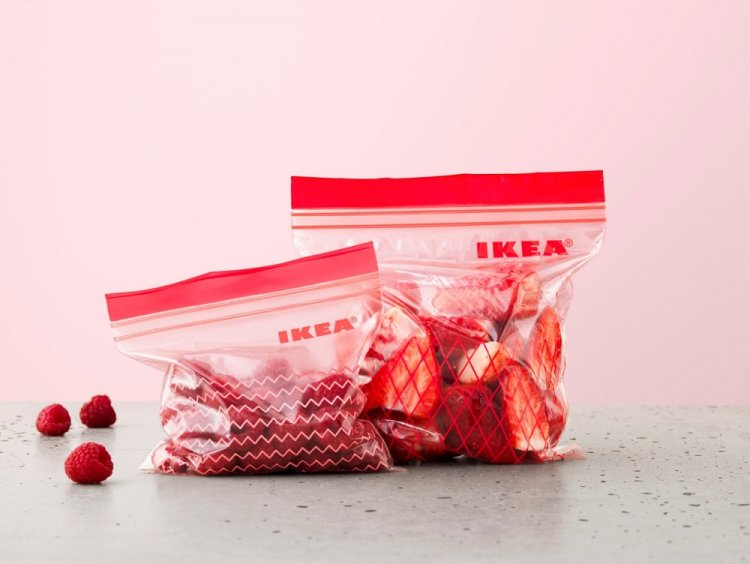 Компания ИКЕА начала производство пакетов ИСТАД из биопластика