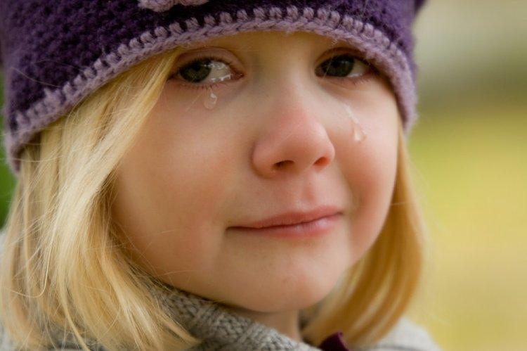 Немного поплакать полезно для здоровья