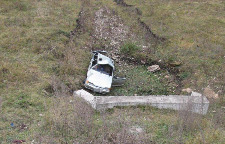 Пассажир погиб в ДТП с пьяным водителем ВАЗ-2114 в Башкирии