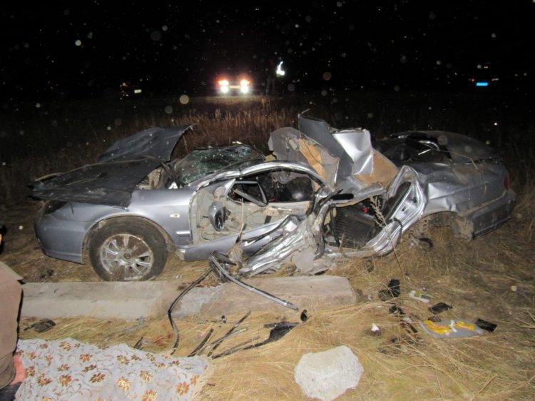Двое парней разбились насмерть в страшном ДТП в Башкирии