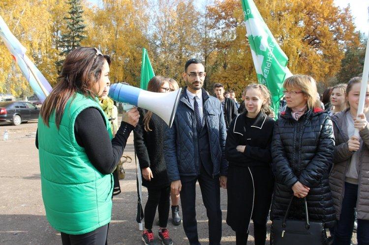 Активисты Народного фронта добиваются сохранения Непейцевского дендропарка в Уфе
