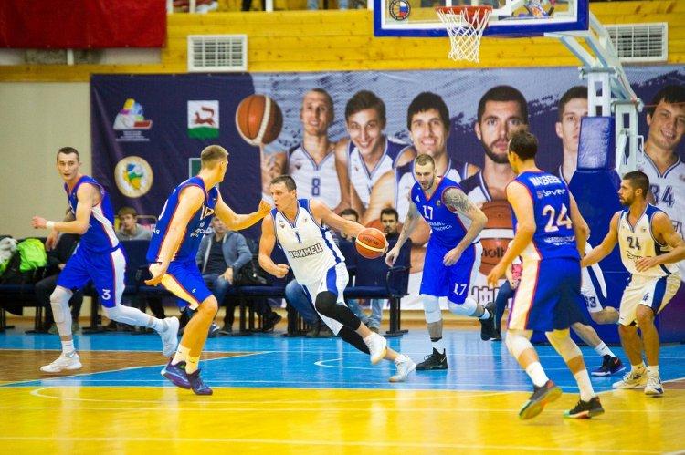 Баскетбольный клуб «Уфимец» дебютировал во втором дивизионе Суперлиги