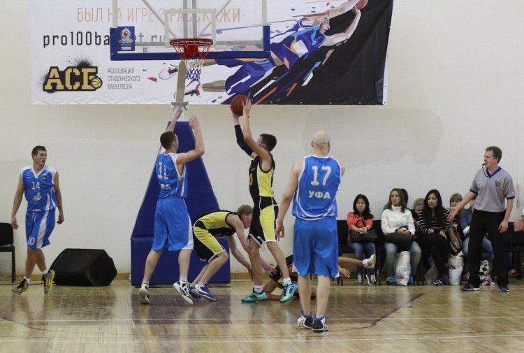 Чемпионат Ассоциации студенческого баскетбола открывает новый студенческий спортивный сезон