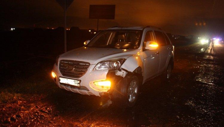 Жительница Стерлитамака за рулем Lifan  насмерть сбила женщину