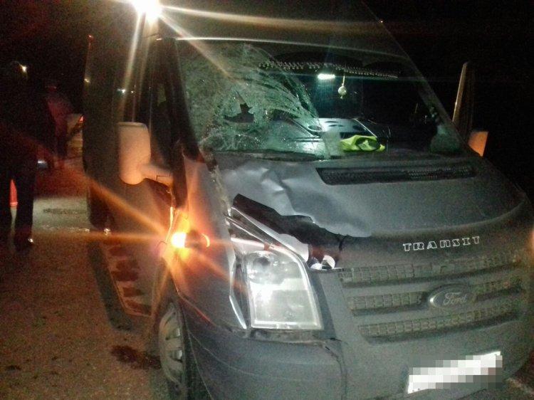 ДТП в Башкирии: водитель «Ford Transit» насмерть сбил 60-летнего мужчину