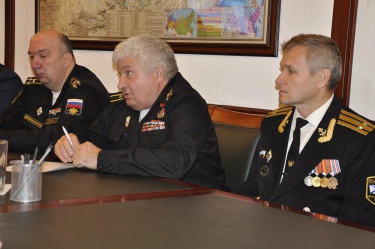 В России может появиться подлодка «Уфа»
