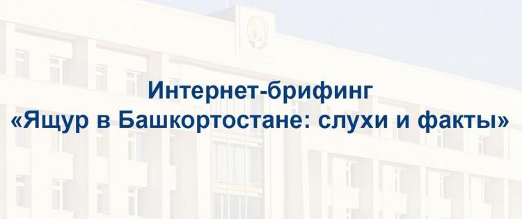 В Правительстве Башкирии прошел брифинг «Ящур в Башкортостане: слухи и факты»