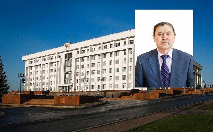 Динир Ахмедьянов назначен заместителем Руководителя Администрации Главы Республики Башкортостан