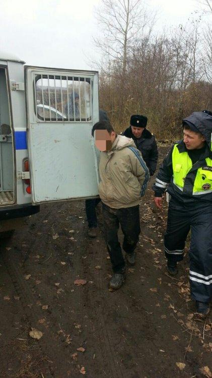 В Башкирии пьяный автомойщик угнал Nissan Navara у клиента