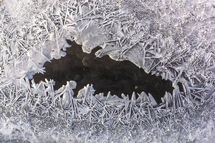 Реки Башкирии замерзнут раньше, чем обычно