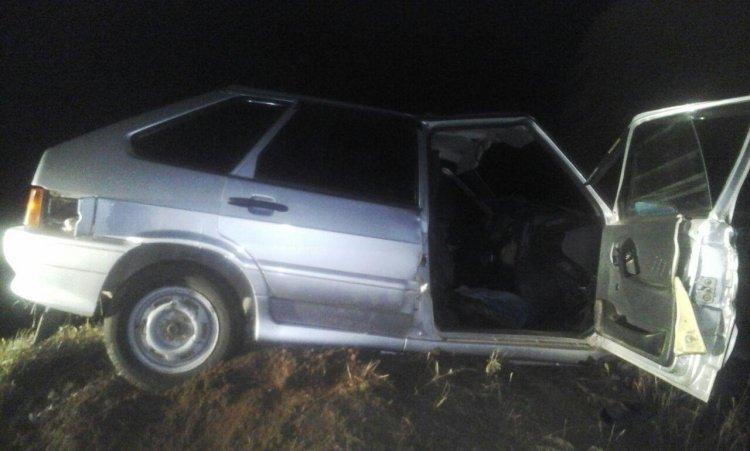 В Башкирии водитель ВАЗ-2114 насмерть разбился в ДТП