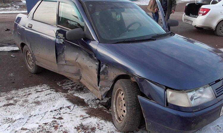 В Башкирии «десятка» не уступила «семёрке», есть пострадавшие