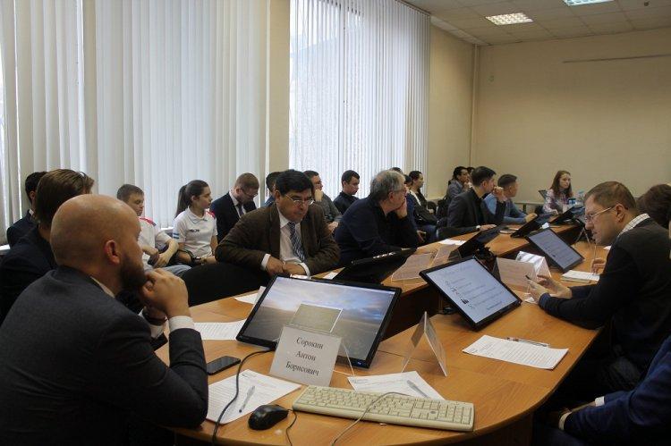 В Академии наук Республики Башкортостан прошел региональный финал конкурса УМНИК