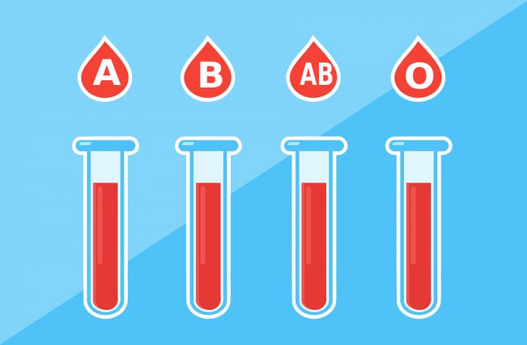 Учёные связали болезни с группой крови