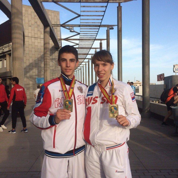 Впервые в истории спортсмены из Башкирии стали призерами молодежного чемпионата мира по каратэ