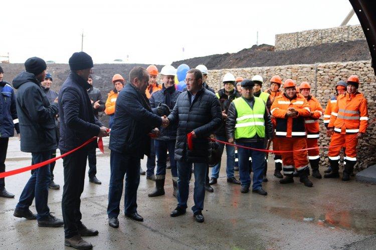 В Аургазинском районе Башкирии введен в эксплуатацию участок реконструкции трассы Р-240 Уфа-Оренбург