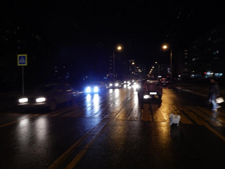 В Уфе автоледи на «Шевроле» сбила 8-летнего мальчика на пешеходном переходе