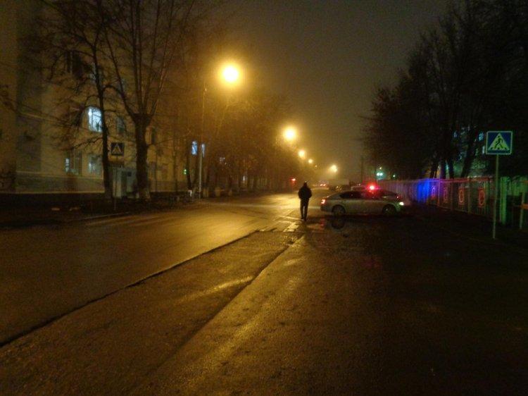 В Уфе автомобиль сбил 23-летнюю девушку прямо на «зебре»