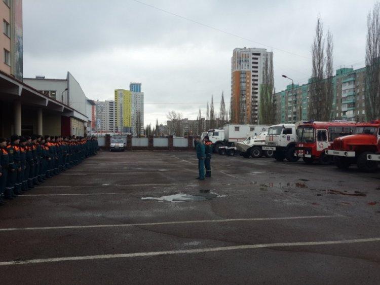 Спасатели Башкирии направлены в Ижевск, где обрушилась часть девятиэтажного дома