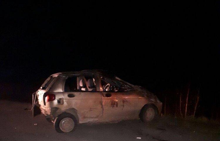 В Башкирии опрокинулся «Дэу Матиз», есть жертвы