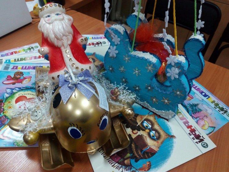 На День рождения Деду Морозу юные жители Башкортостана подарили  транспортные средства
