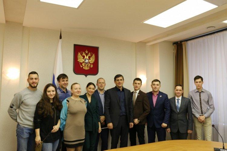 В Уфе прошла встреча участников Первого молодежного форума ПФО