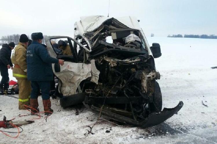 В Башкирии водителю маршрутки дали 6 лет за ДТП с гибелью двух пассажиров