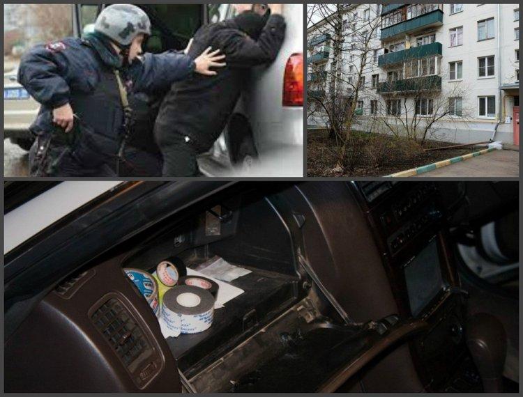 В Уфе благодаря бдительности горожанина сотрудники Росгвардии задержали наркомана