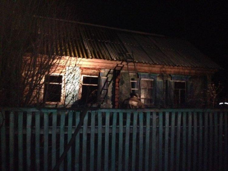 Тело молодого мужчины обнаружили в ходе тушения пожара в Башкирии