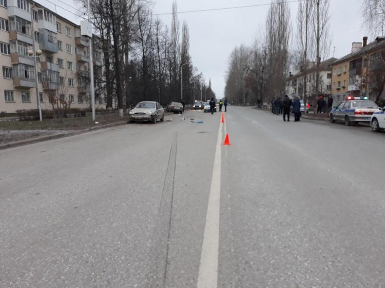 В Уфе ВАЗ-2110 насмерть сбил 48-летнюю женщину