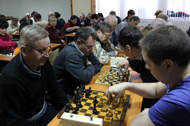 В Уфе прошли соревнования по шахматам среди спортсменов с ограниченными возможностями здоровья