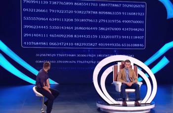 Житель Стерлитамака выступил в финале телешоу «Удивительные люди»