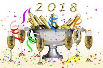 К Новому году в России подорожают шампанское и игристые вина