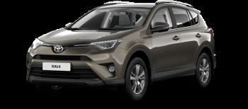 До 30 ноября  выгода при покупке Toyota RAV4 составит до 200 тысяч рублей