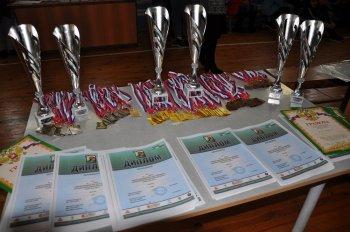 Кубки и медали ШБЛ «КЭС-БАСКЕТ» Республики Башкортостан ждут своих обладателей