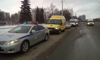 В Уфе прошел агитационный автопробег, посвященный  Дню памяти жертв ДТП