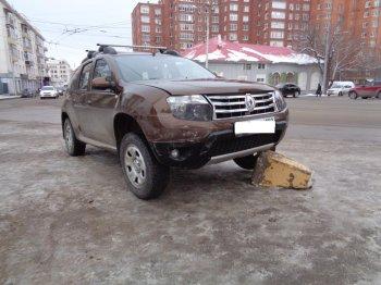 В Уфе произошла авария из-за проблем с сердцем у водителя «Рено Дастер»