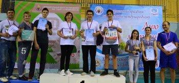 Семейные команды Стерлитамака  приняли участие в  фестивале «ГТО - одна страна, одна команда!»