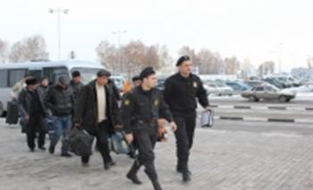 Из Башкирии выдворили 545 иностранных граждан