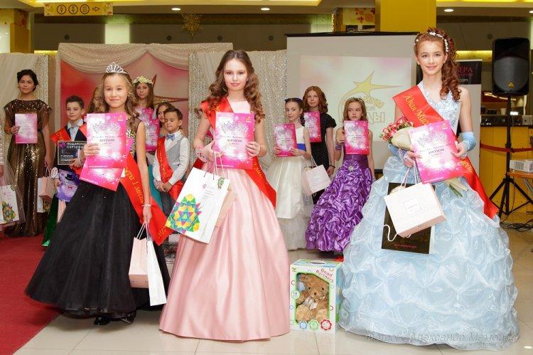 В Уфе состоялся региональный фестиваль «Подиум Детской Моды»