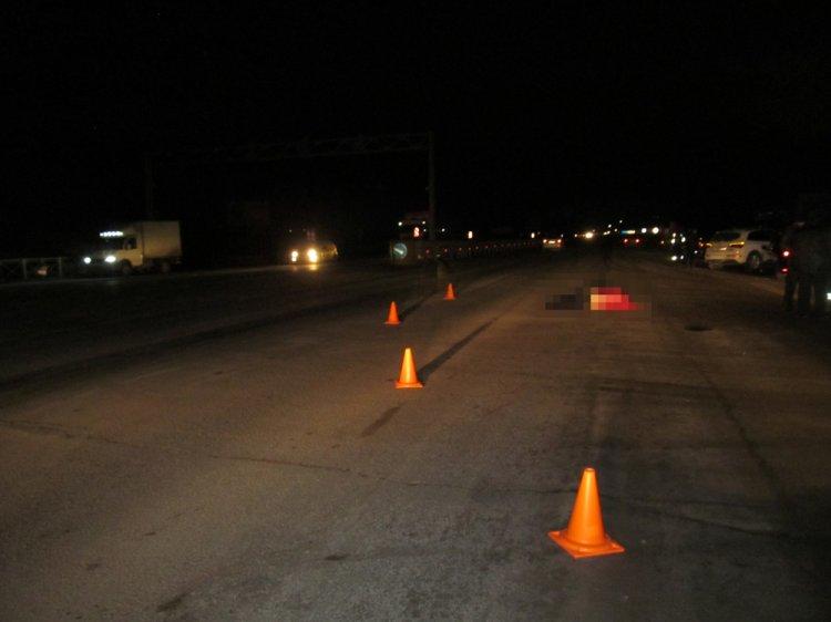 В Башкирии «Toyota Camry» сбила женщину, а «Chevrolet» ее переехал